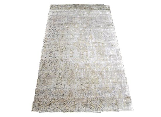 Silk rug 7 x 10 r 109 for Dining room rugs 7 x 10