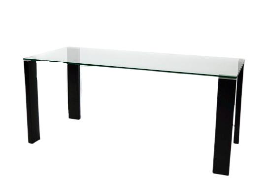 Arca coffee table (dark legs)