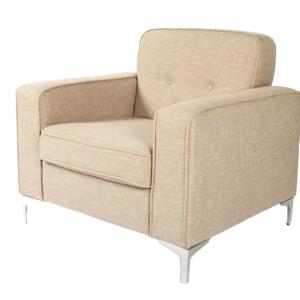 drake armchair (beige)