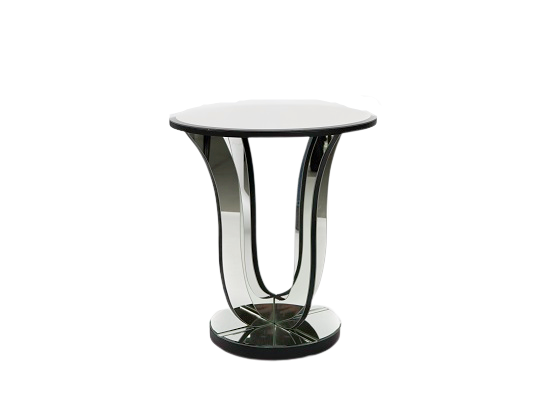 Glow end table