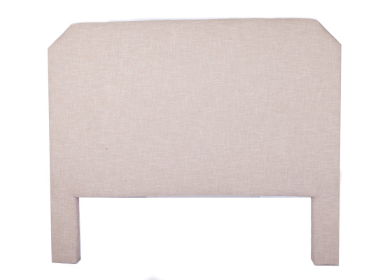 Faye headboard (king Taupe)