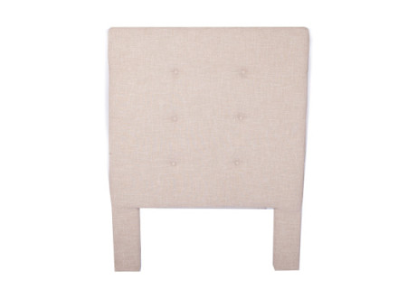 tempo headboard (double Taupe)