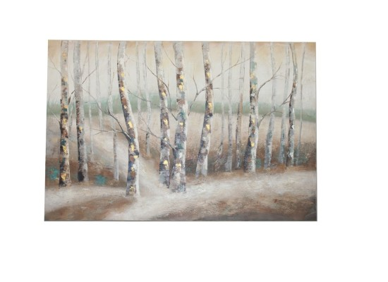 white trees (print 7)