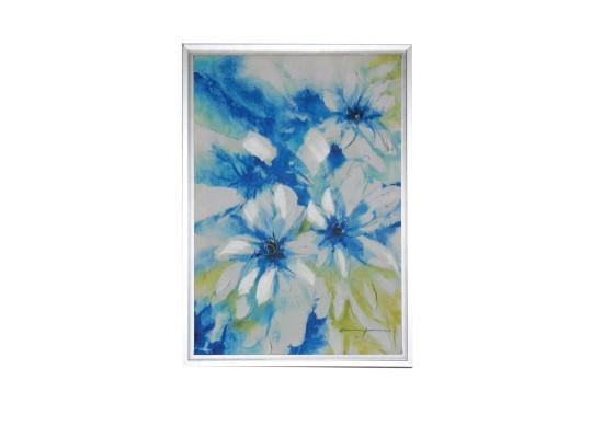blue flower (print 1)