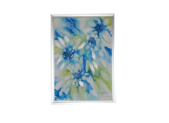blue flower (print 21)