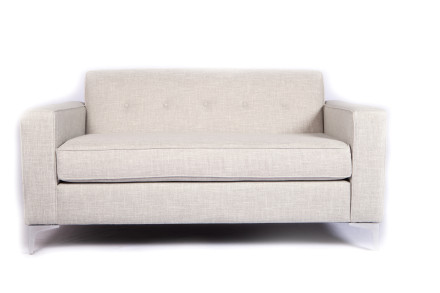 Drake Love seat (beige) L: Condo size
