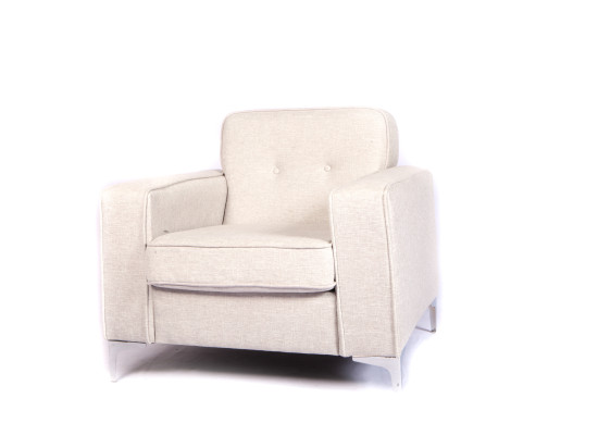 Drake armchair (grey)