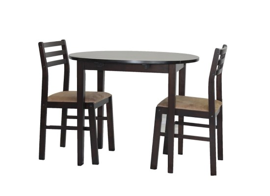 Muddy dining set