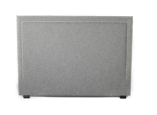 Asher Headboard (king grey)