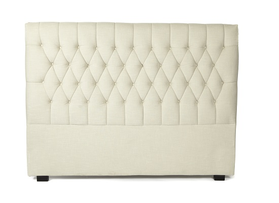 Naomi full bed (king beige)