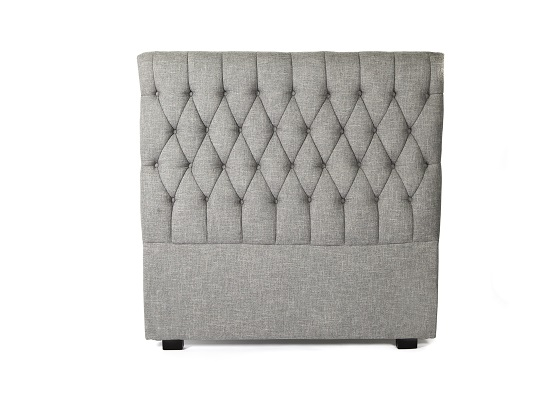 naomi full bed (double grey)