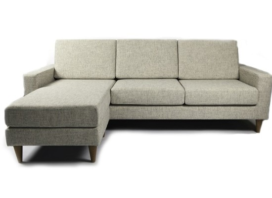 flip sectional (grey)