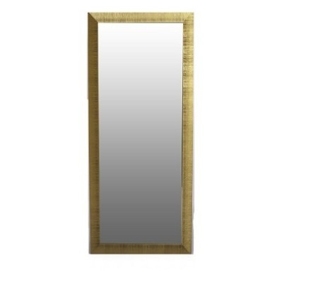 Gold tall mirror (mr 9)