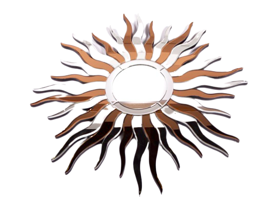 sunburst mirror (mr 8)
