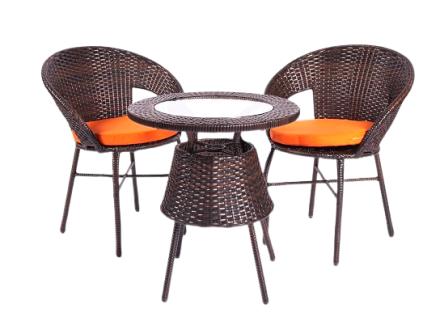 Wasaga patio set