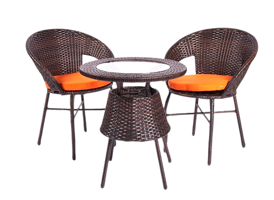 Wasaga patio set