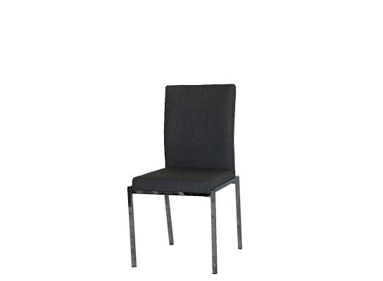 Arlo dining chair (dark grey)