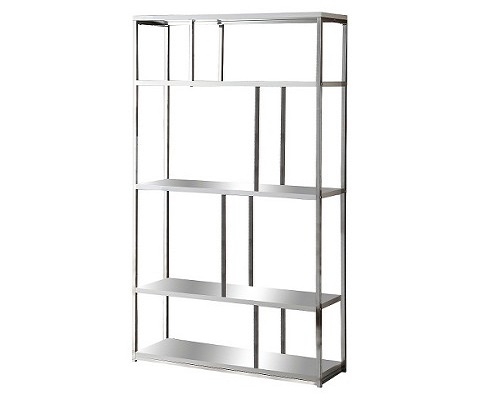 city bookcase (white)