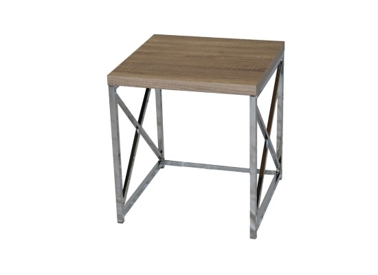 City Natural End Table (large)