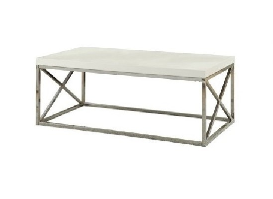 City White Coffee Table