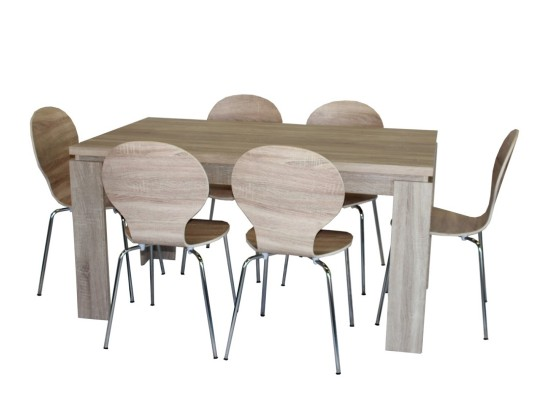 City Dining Set