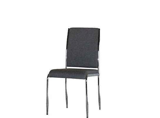 Ego dining chair (grey)