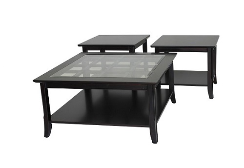 hampton coffee table set