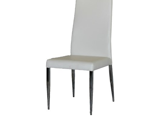 Liam dining chair (white)