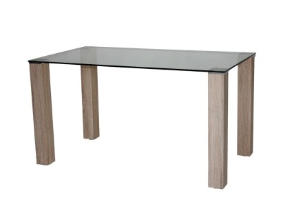 tano dining table (light wood)