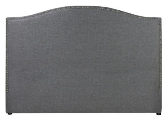 cibo headboard (double grey)