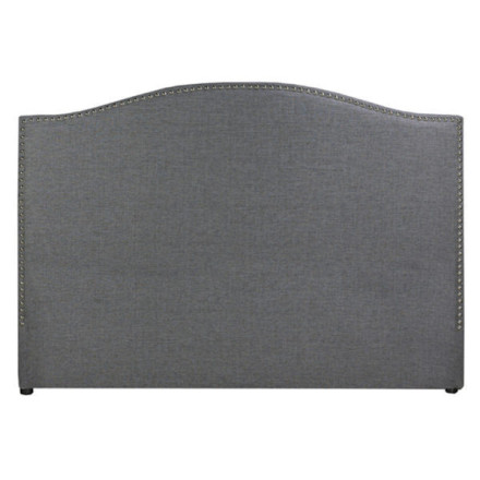 cibo headboard (king grey)