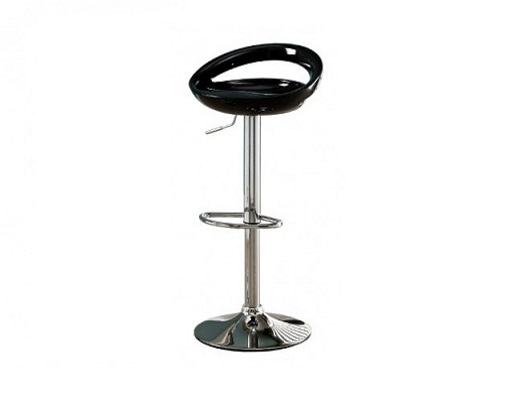 Shark Bar Stool (black) (br 9)