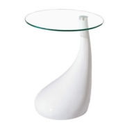 tear drop end table