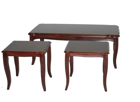 Tuscan coffee table set