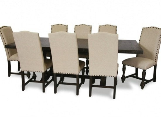valencia dining set (rectangle)