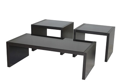wave coffee table set