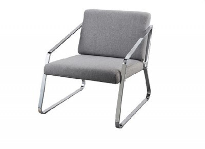 Aldo Accent Chair (Grey)