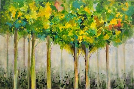 Green Forest (print 55)