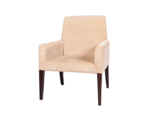 Bruce accent chair (beige)