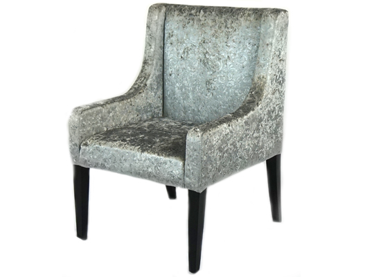 Kennedy accent chair (grey)