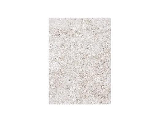 white shag rug RUG 5 X 7 (R 58)