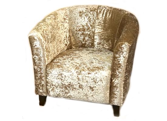 Tamara accent chair (beige)