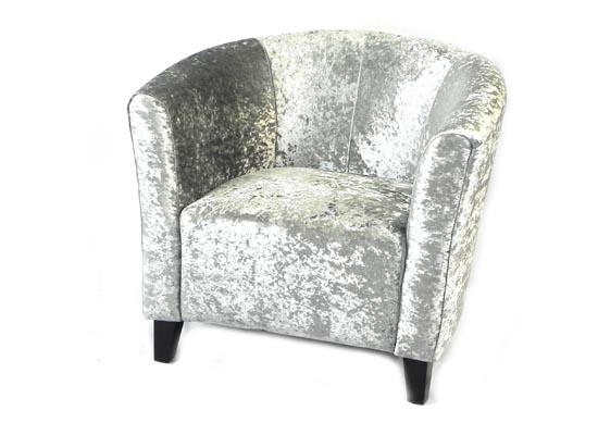 Tamara accent chair (grey)
