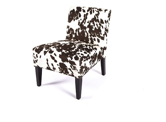 Dallas Armless Accent Chair