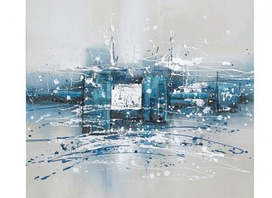 Shades of Aqua (print 78)