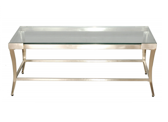 Poise Coffee Table (silver)