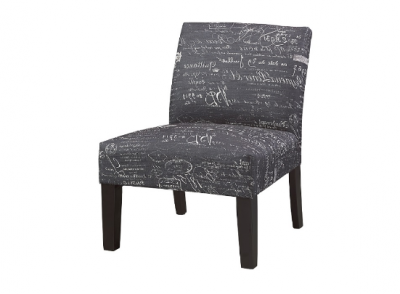 Vintage Accent Chair (slate)