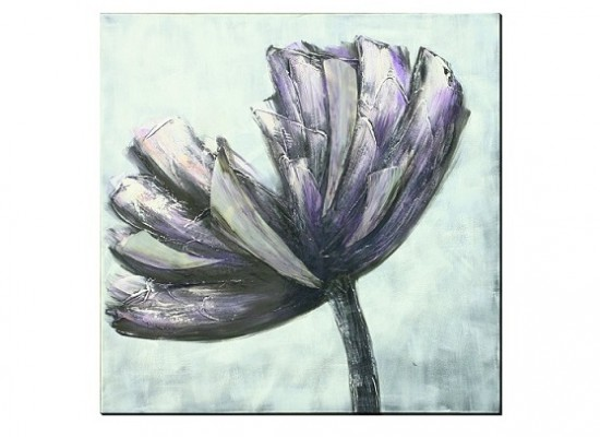 Purple Flower 1 (print 59)