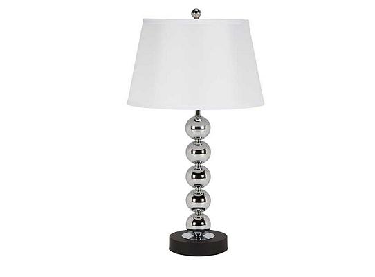 White Table Lamp (LMT 24)
