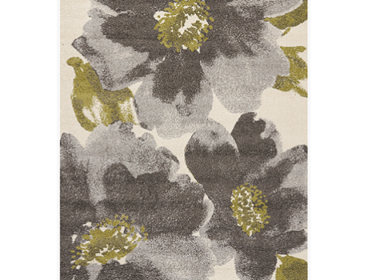 Floral Rug 6 x 8 (R 69)